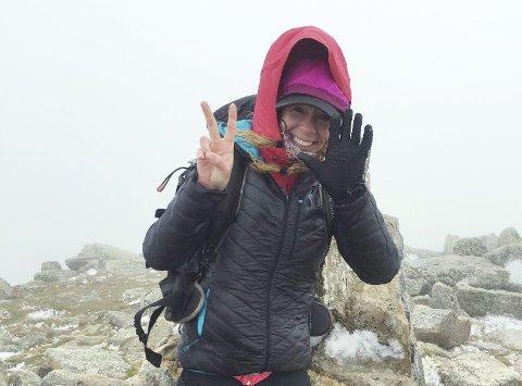 OSEANIA: Søndag sto Ingvild Settemsdal på toppen av Mount Kosciuszko i Australia. Kun ni andre nordmenn har gjennomført Seven Summits. – Mitt mål er ikke nådd før jeg har vært på Puncak Jaya i Ny-Guinea, sier Settemsdal. ALLE FOTO: PRIVAT