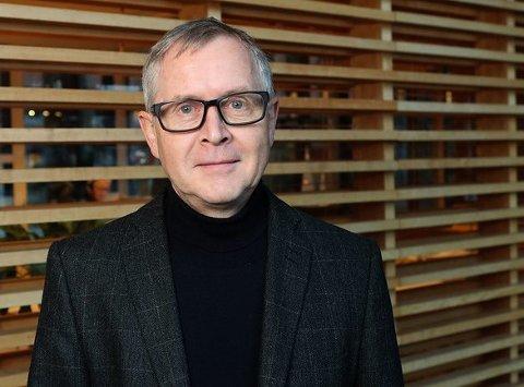 Fylkeslege for statsforvalteren i Trøndelag, Jan Vaage, sier at sykdommen er verre enm eventuelle bivirkninger fra koronavaksinene. Arkivfoto.