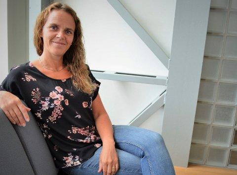 SØKER NY JOBB: Blant søkerne til stillingen som kommuanlsjef oppvekst i Verdal kommune er Siri Strand (43), som i dag er SLT-koordinator i kommunen.