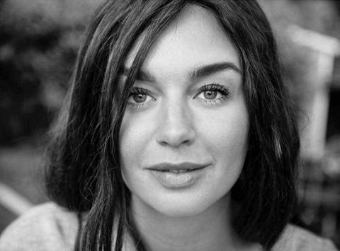 DAGPERLE:Marte Eberson er født og oppvokst i Oslo, men har nylig flyttet til Åneby.