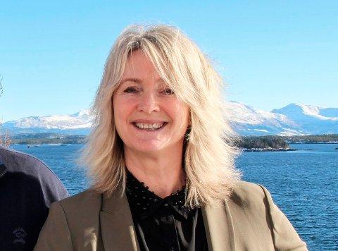 Fylkesordfører Tove-Lise Torve var med på mandagens ferjemøte. (Arkiv)