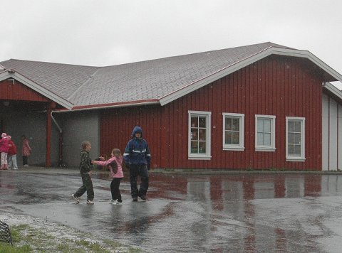 Skole sammenslåing: For å bedre den økonomiske situasjonen i kommunen, foreslår rådmannen å flytte elevene fra Hauan til Finneid skole. Det vil redusere antall skoleklasser og redusere utgiftene i skolesektoren.