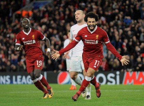 Mohamed Salah har vært enorm for Liverpool denne sesongen. Har han og angrepskompisene i Liverpool dagen søndag, kan City få problemer!