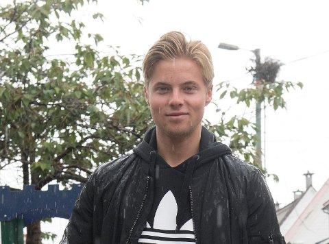 Scoringen var bergenseren Emil Hanssons syvende under utlånet fra Feyenoord.