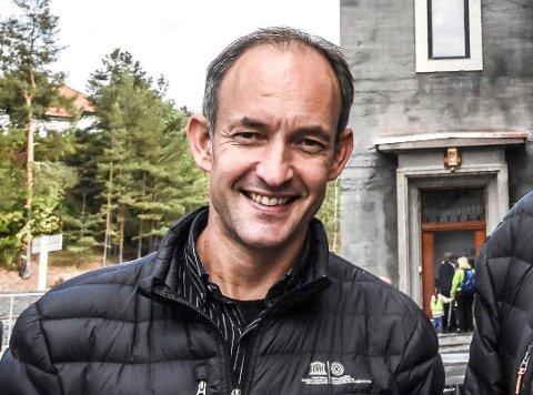 DIREKTØR: Alexander Ytteborg er direktør for Buskerudmuseet. Han begynte for fire måneder siden og ser på evalueringsrapporten som et verktøy til forbedring.