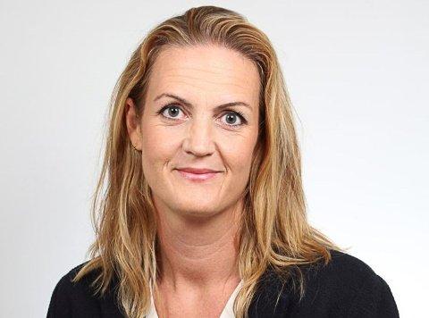 Fylkeslege Marianne Skjerven-Martinsen