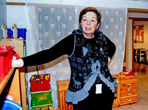 Mange har sluttet: Lederen for barnevernstjenesten i Fredrikstad, Anne-Beth Brekke Tvedt, erkjenner at flere ansatte sluttet i fjor fordi de ikke trivdes. Nå er det satt inn HMS-tiltak.