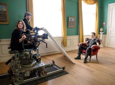 """Den norske filmskolen  Innspilling av TV-serien """"Etter Monarkiet"""""""