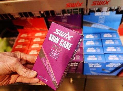 FELLESKI: Swix fyller hyllene med nye produkter for felleski.