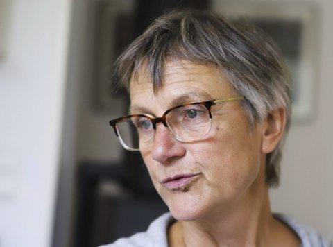 VOND SYKDOM: Heidi Eng var bare 54 år da hun fikk Alzheimers sykdom. – Jeg følte at livet mitt raknet den dagen jeg fikk diagnosen, sier hun.