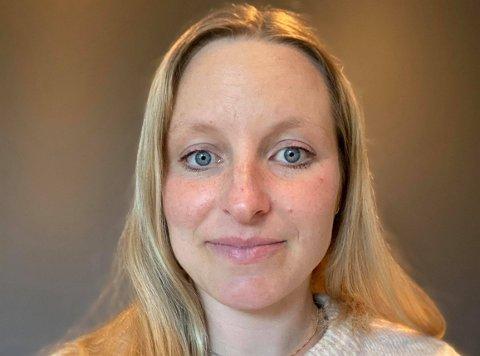 Eldbjørg Skare Thygesen er apotekar hjå Apotek1 Odda, og håpar å halda fram med andre spanande prosjekt i framtida.
