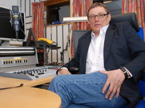 SLUTTER: Tidligere sameradiosjef Nils Johan Heatta slutter etter en flere tiår i NRK. Nå blir han instituttleder, før han skal skrive slektsbok for Kautokeino.