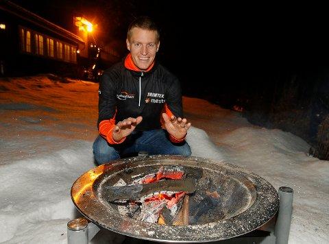 Petter Eliassen er klar for en ny vinter med langløp.