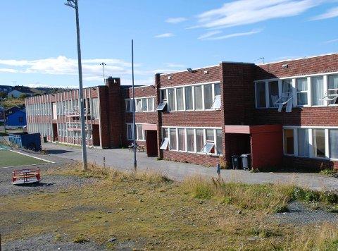 NY REKTOR: Ved Mehamn skole i Gamvik søker man nå ny rektor.