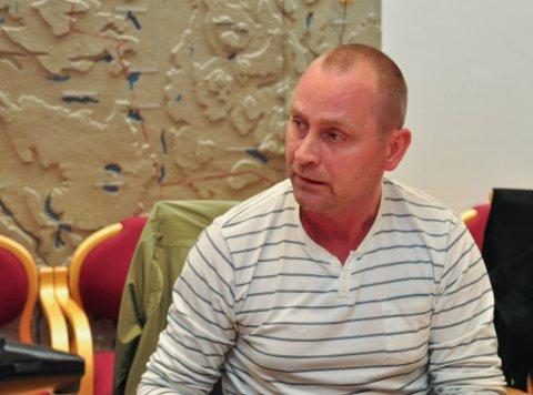 MINISTER I MAGEN: Ronny Berg hadde takket ja, om han fikk tilbud om å bli fiskeriminister.
