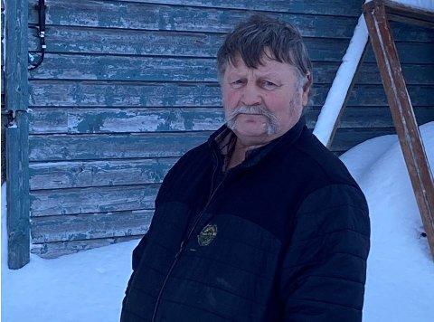 OPPGITT: Nils Konu har ventet i over et halvt år på å bli rettmessig eier av huset han kjøpte i sommer.