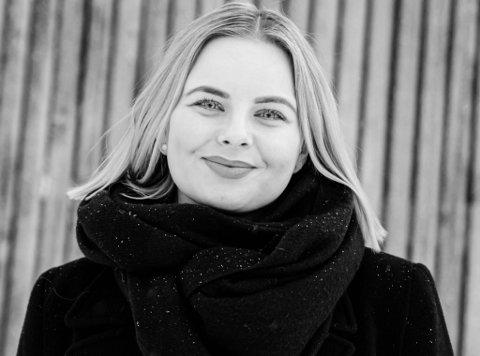 NY FESTIVALSJEF: Alise Fors sitter i dag i styret i Sørøyrocken, men hun skal også foran årets festival være festivalsjef.