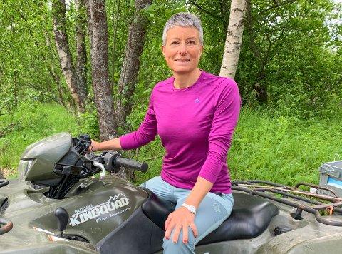 KOMMER IKKE: Marit Holm, initiativtaker til oppropet, er helt sikker på at linja ikke kommer. – Det er ikke behov for den, sier hun.