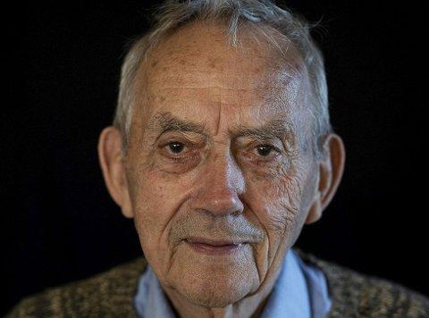 Den lokale kulturnestoren Leif Normann Andenes er død.