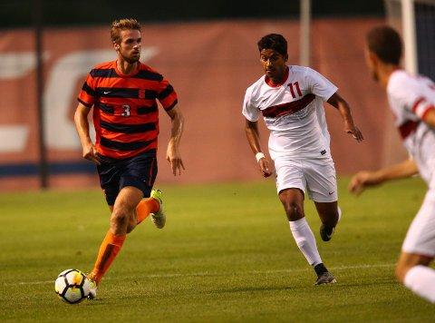 Sondre Norheim har bodd og studert i USA i over tre år og spilt universitetsfotball for Syracuse. Nå flytter 23-åringen fra Bryne til Nashville.