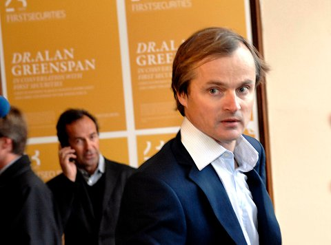 Selger: Øystein Stray Spetalen har kvittet seg med aksjene i Weifa.