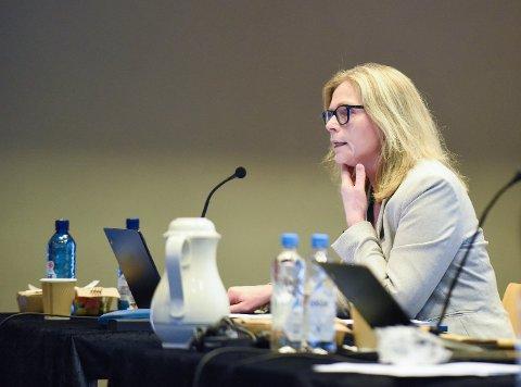 VIL HA KUTT: Kommunedirektør Ragnhild Bjerkvik