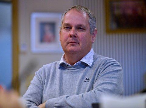 Ingar Storholt er gruppleder i Arbeiderpartiet.