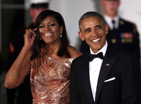 Det tidligere presidentparet Barack and Michelle Obama går nye veier.