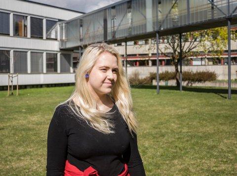 VAKSINERT: Russepresident Susann Viktoria Falla (Ås) mener hennes medruss har tatt betennelsesfrykten på alvor.