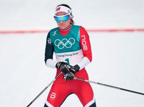 Heidi Weng tok seg til semifinalen på OL-sprinten, men der ble det stopp.