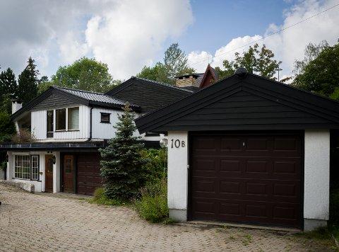 Theodor Hansens vei 10B på Kolbotn er solgt for 18 millioner kroner.