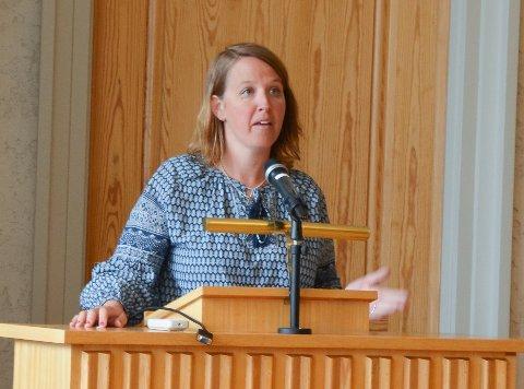 HUNDEPARK: – Elverum SV vil ta saken om hundepark opp politisk, sier Eldri Svisdal.