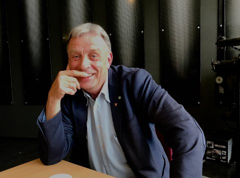 FLEST MULIG: Arnfinn Uthus jobber for at oppoisjonen skal få flest mulig plasser i formannskapet.