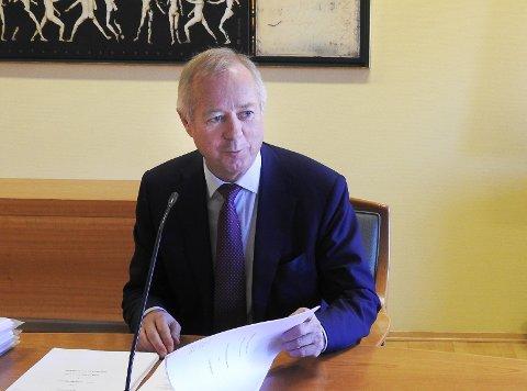 Bobestyrer advokat Tom Hugo Ottesen, ØPD konkursen
