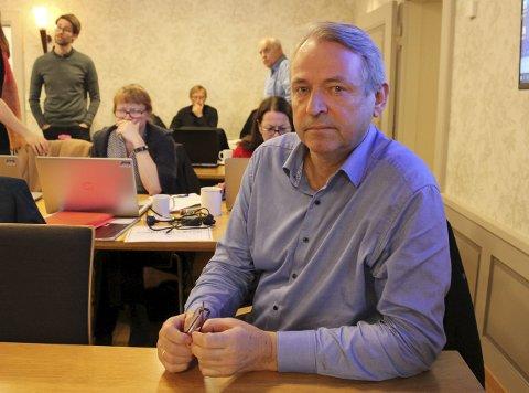 KLAGER: Lars Rise klager på Bamble kommunes behandling.