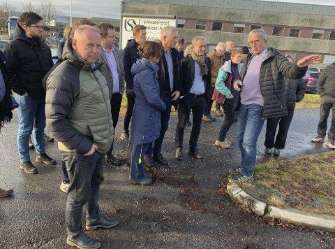 SUPPERÅD: 26 byråkrater møttes i Porsgrunn denne uka.