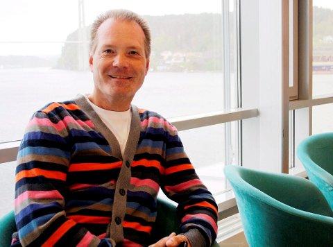 – Vi vil skape ny aktivitet og sysselsetting i Trosvikbukta, sier Jan Brønsten som er daglig leder i selskapet Trosvik Maritime AS i Brevik.