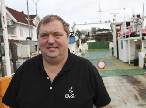 Haugland har skrevet til Kåss at det er hårreisende dersom han blir erklært inhabil i fergesaken.