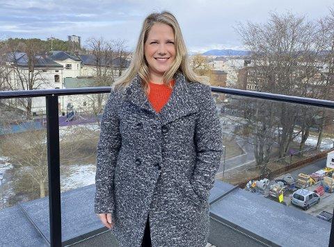– KJEMPEVIKTIG: For Bodil Eik-Nes (38) er bærekraft i industrien viktig og gir henne motivasjon i arbeidet som prosessingeniør. – For meg er det kjempeviktig. Jeg kan ikke jobbe for en bedrift som ikke ønsker å være bærekraftig.