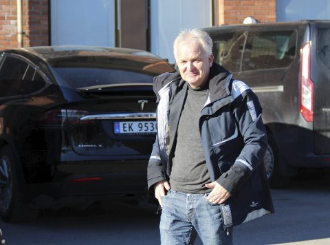 AVTALE: Ingebretsen og Buer hev seg rundt og har fått til en avtale om erstatningstomt for Kokkersvold.