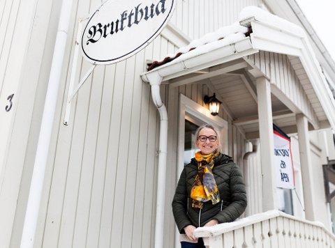 Diakon Marianne Sandvik