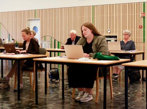 APPLAUDERTE REGNSKAPET, MEN BEKYMRET FOR DEN LANGSIKTIGE GJELDEN: Finn Kultorp (A) er imponert over at Rakkestad kommune klarte å øke disposisjonsfondet i et utfordrende økonomisk år.