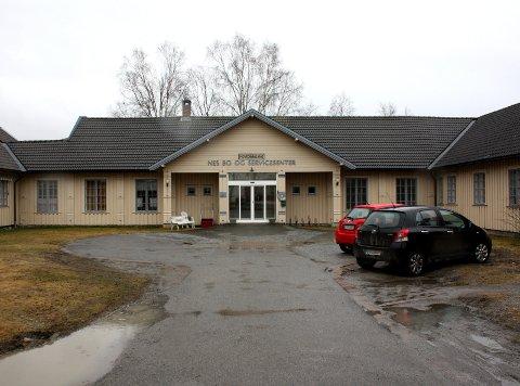 AVHJEMLES: Rådmannen vil avhjemle alle 80 sykehjemsplasser ved Nes Bo- og Servicesenter.Alle foto: Per Stokkebryn