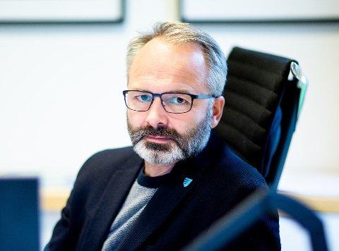 SKUFFET: Lillestrøm-ordfører Jørgen Vik.