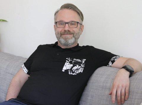 Klar: Henning Nilssen gleder seg til årets kommunevalg. Han skal jobbe for å løfte fram Vestre sin politikk lokalt i den nye kommunen. Foto: Hege Frostad Dahle