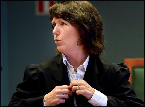 Advokat Kristin Morch er forsvareren til den 44 år gamle stefaren som nå er frifunnet for kroppskrenkelse mot sin stesønn i forbindelse med en omsorgstvist.
