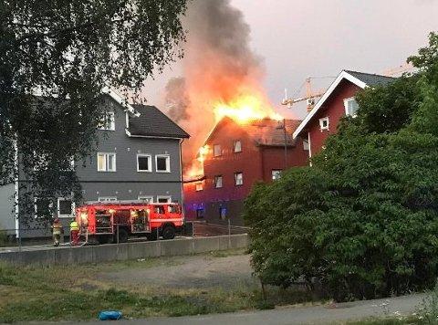 FRIFUNNET: Mannen som har sittet 319 dager i varetekt for mordbrann ble i juni frifunnet i Heggen og Frøland tingrett.