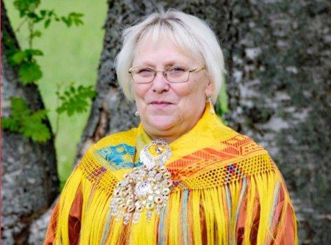 ARBEIDERPARTIET: Berit Ellen Marit Gaino Jåma fra Røyrvik er andrekandidat for Arbeiderpartiet til Sametingsvalget.