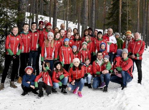 Tradisjon: Notodden orienteringslag reiste til Danmark torsdag. Trening, løp og sosialt samvær står på programmet.