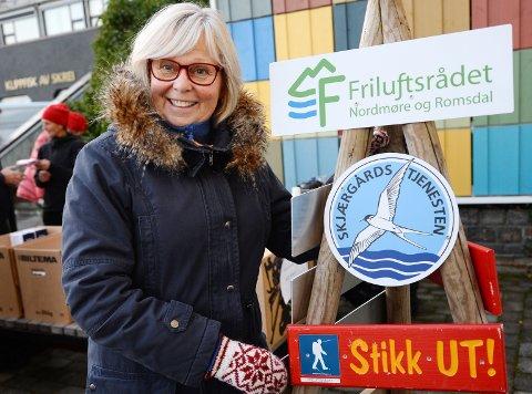 Folkehelsekoordinator Bente Elshaug forteller at det også i 2020 skal bli Stikk Ut-sesongen, men i en litt annen form enn tidligere.